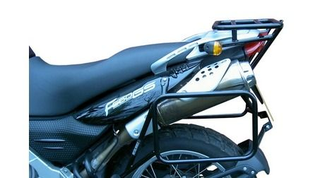 BMW F650GS/Dakar/G650GS/Sertao (SINGLE) Pannier Frames
