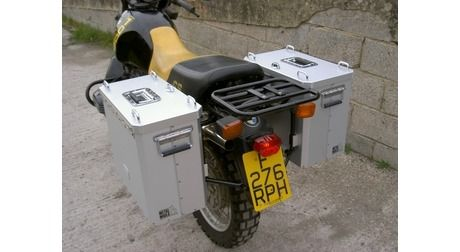 BMW R100GS Paralever Rear Rack