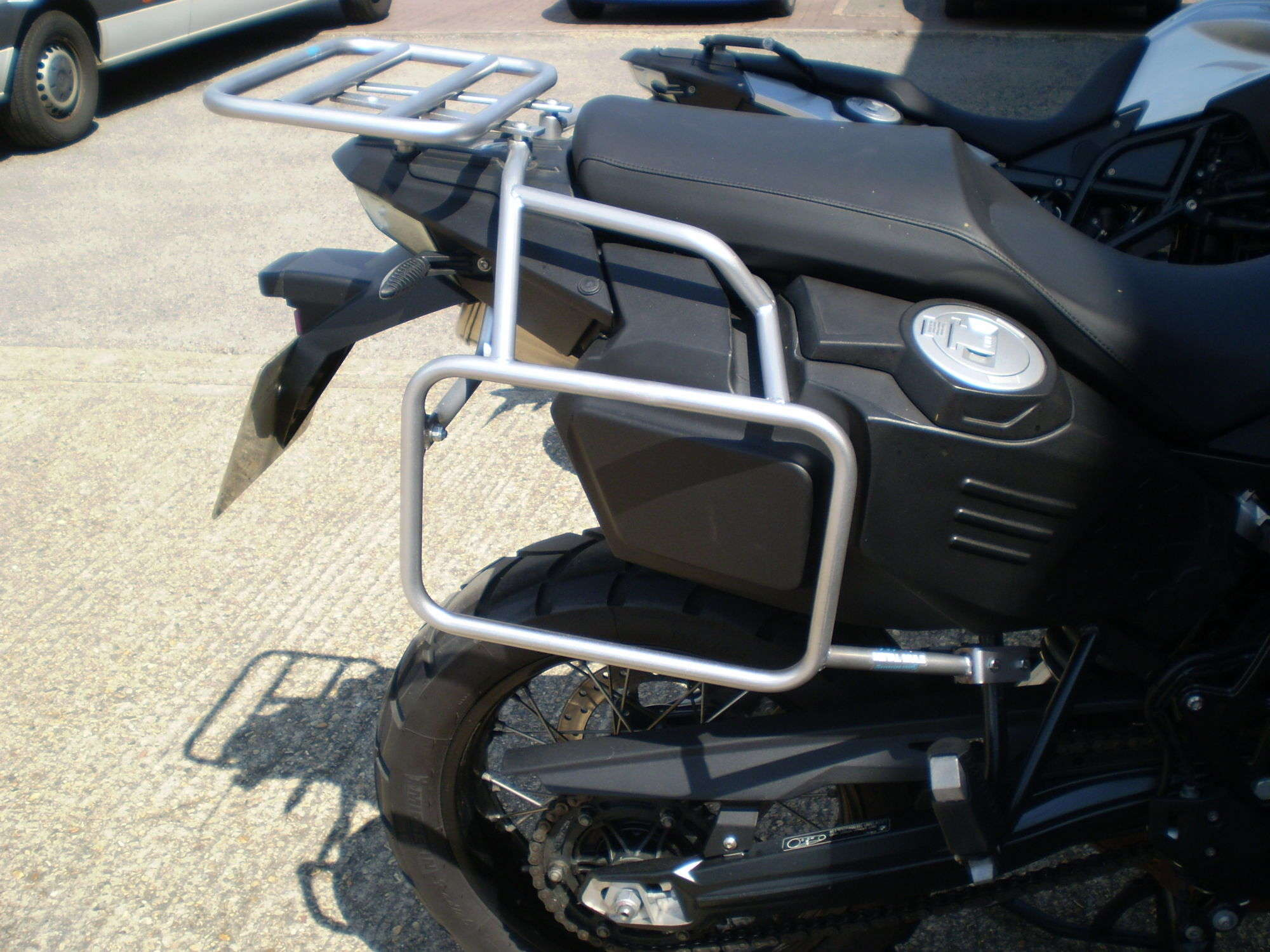 BMW F800GS Adventure (2013 Onwards) Pannier Frames