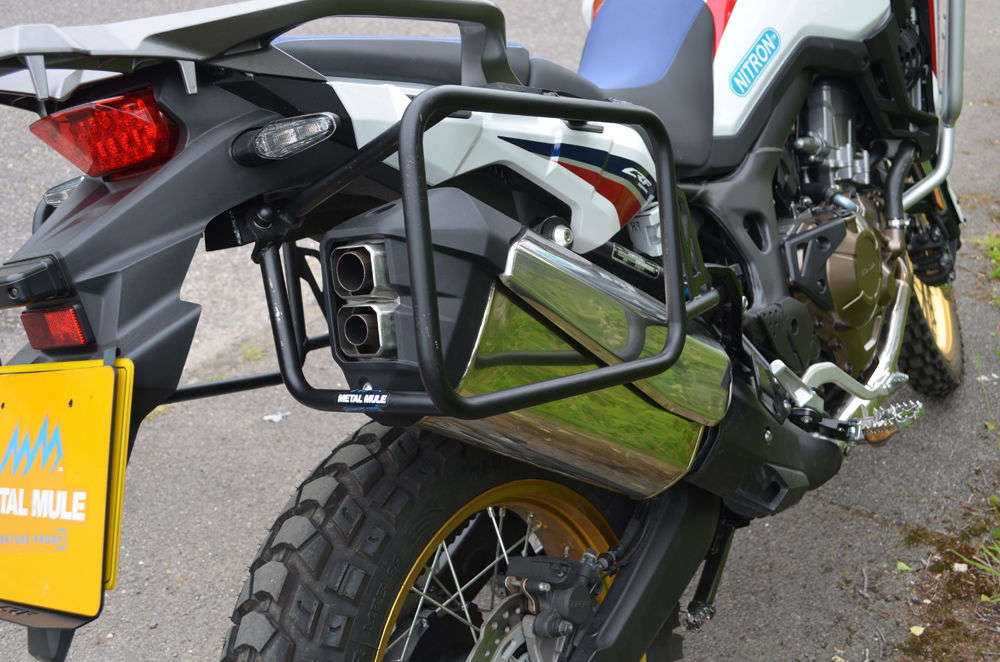 Honda CRF1000L Africa Twin ABS (Dec '15 Onwards) Standard Pannier Frames