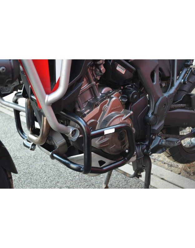 CRF1000L Africa Twin ABS (Dec 2015 - 2019) Front Cowl Guard in Black