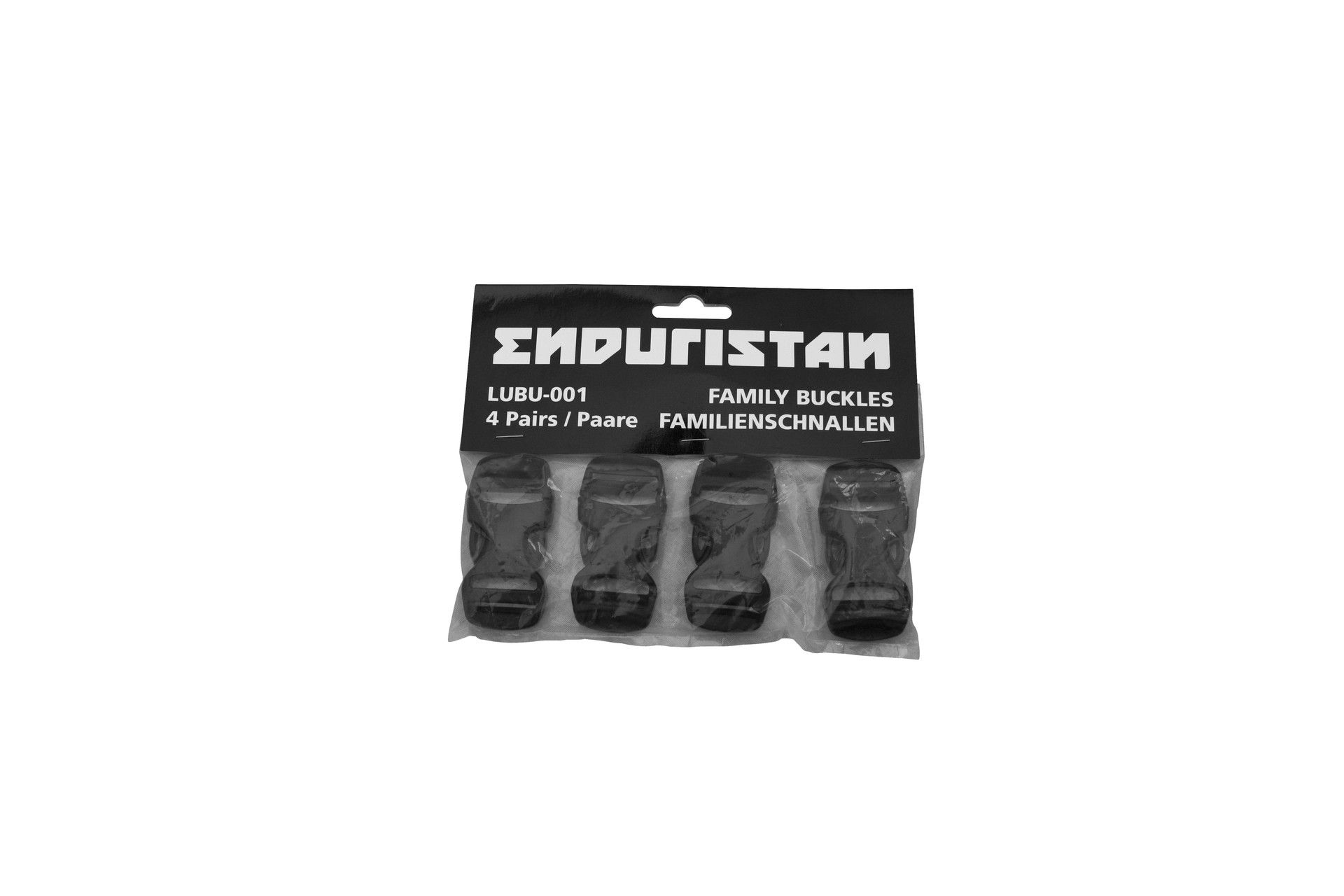 Enduristan™ Family Buckles (4 Pack)-2109